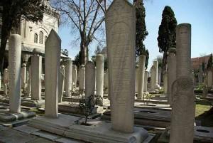 Кладбище при мечети Сулеймание