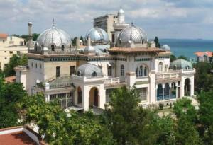 Дача-дворец Стамболии