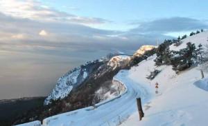 горнолыжный курорт на ай-петри