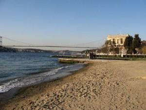 пляжи в Стамбуле