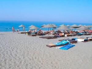 пляж «Махмутлар»