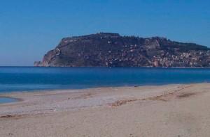пляж «Портакал»