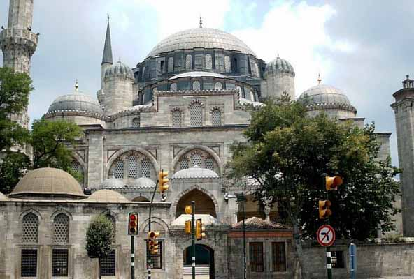 Мечеть султана Эйюпа