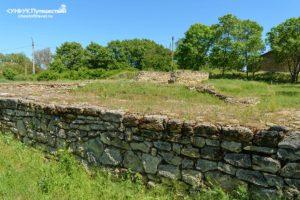 античный город Тиритака