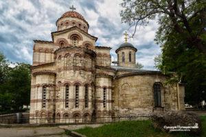 Храм Иоанна Предтечи в Керчи
